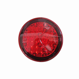HC-B-2240 ECE Certificate Round Bus Light Rear Lamp 120*90mm