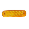 HC-B-14144-3 LED SIDE LAMP RED/YELLOW 12/24V