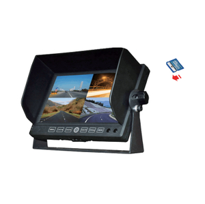 HC-B-63030 7'' 12-24V Rearview TFT Monitor LCD Vehicle Display for Bus
