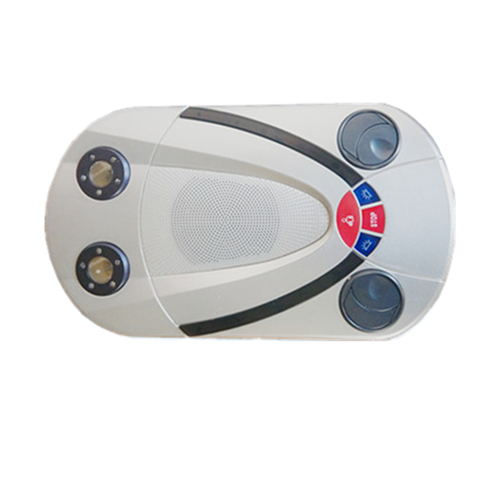 HC-B-12166 BUS WIND OUTLET WITH SPEAKER