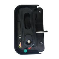 HC-B-10014 BUS INSIDE DOOR LOCK