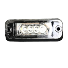 HC-B-27107 Universal Bus License lamp Emark 82.7*32.6