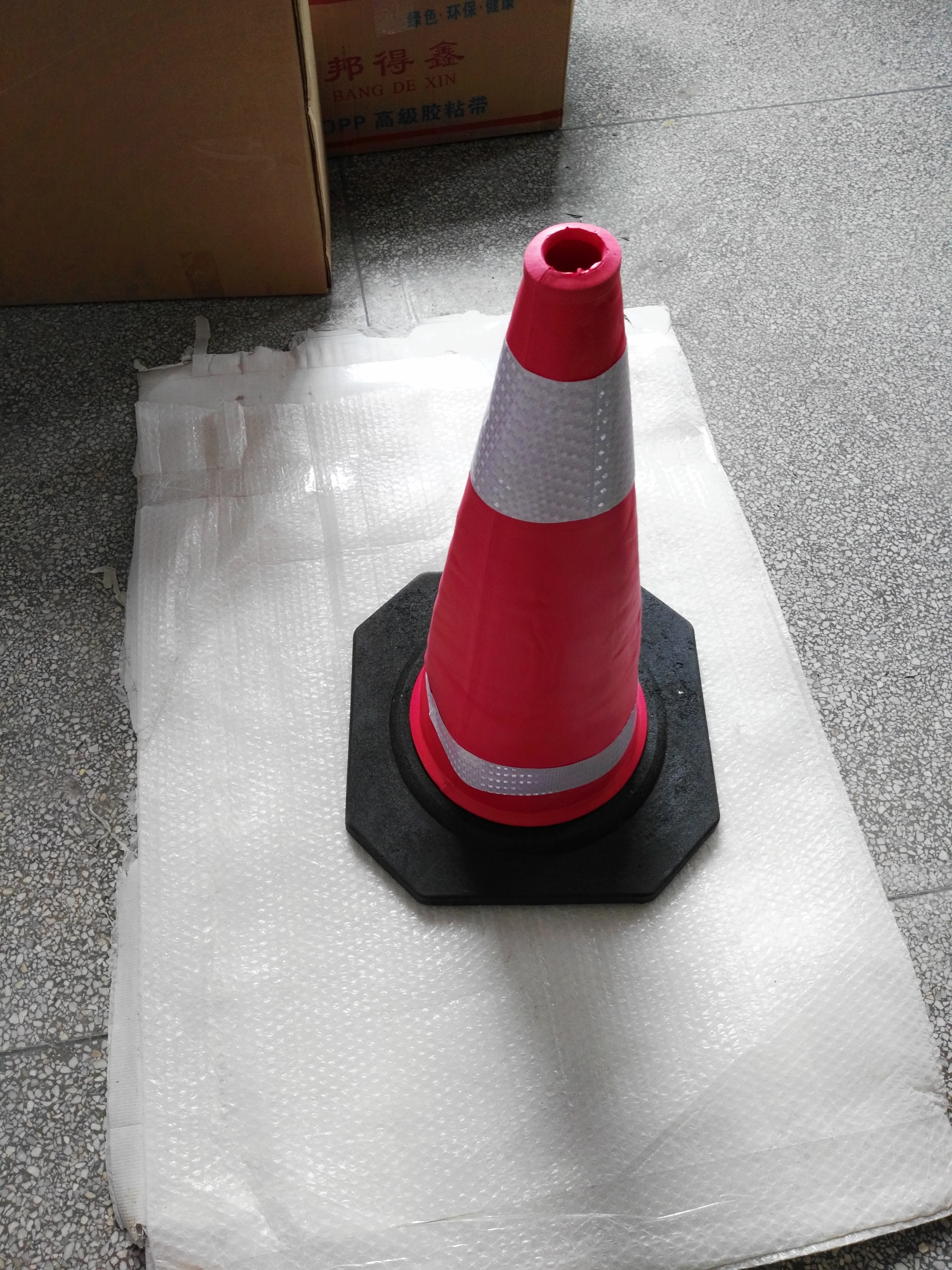 HC-O-3010 EMERGENCY TRAFFIC CONE BUS PARTS