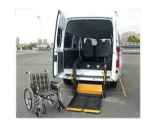 HC-B-60005 WHEEL CHAIR LIFT 12V