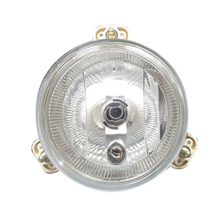 HC-B-3064 BUS FRONT HIGH BEAM LAMP DIA 130 WITH 2 BULBS