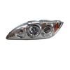 HC-B-1108 crystal white headlight bus headlamp auto parts for GOLDEN DRAGON 6796/6896