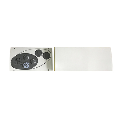 HC-B-12375 WIND OUTLET+TRANSITION BOARD(348+460)*200mm