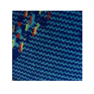 HC-B-17008 bus seat covers fabric flannel fabrics 40M *1.5M*3.5MM