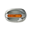 HC-B-10274 BUS LOCK ALUMINIUM ALLOY WITH LAMP