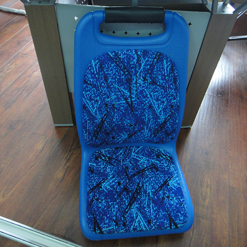 HC-B-16042 CITY BUS SEAT W/FABRIC W/FRAME
