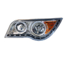 HC-B-1458 Crystal White Most Powerful Headlamp Cree Led Headlamp 539*318*225