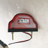 HC-B-27110 24V Bus Lights LED License Plate Lamp 100*60mm