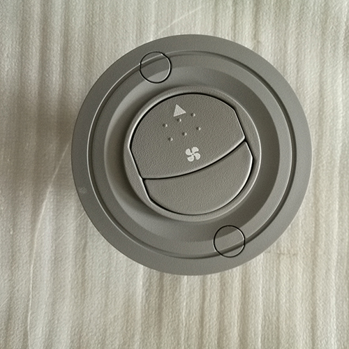 HC-B-12405 SMALL ROUND SINGLE AIR OUTLET FOR HYUNDAI BUS