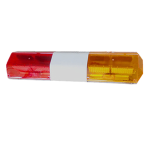 HC-B-55013-1 LED WARNING LAMP 1200X305X205