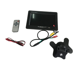 HC-B-63022 7'' Vehicle Rear View Monitor Backup Camera Display